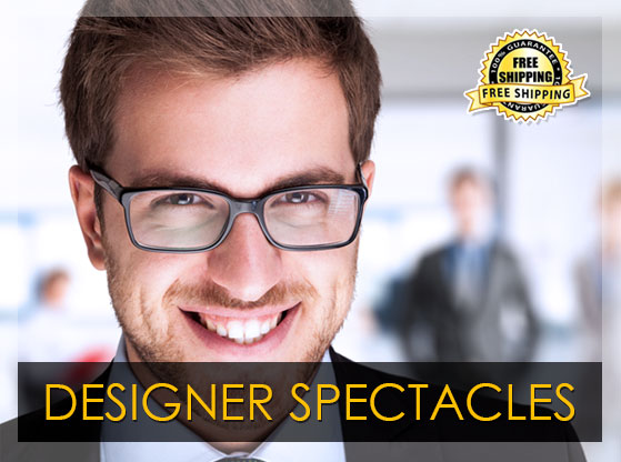 DESIGNER SPECTACLES